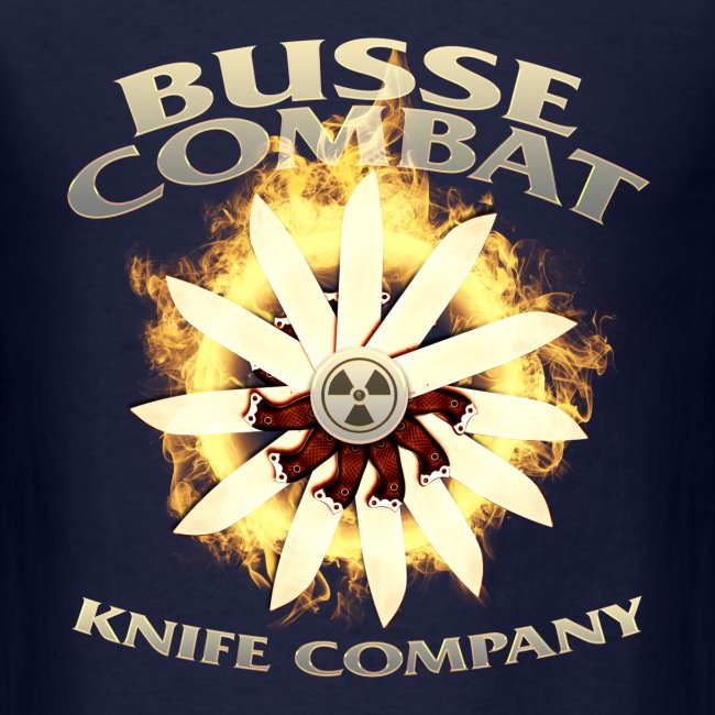 Busse Fire Ring Lightweight Tee