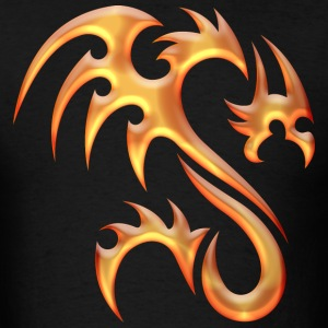 Gold Dragon T-Shirts - Men's T-Shirt