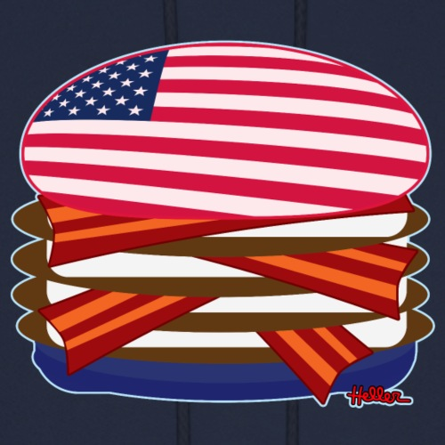 USA Burger by Virtual Cheeseburger