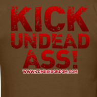Design ~ Kick Undead Ass