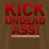 Design ~ Kick Undead Ass