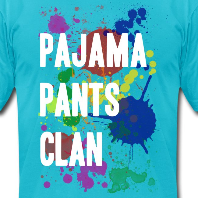 Pajama Pants Clan Teal