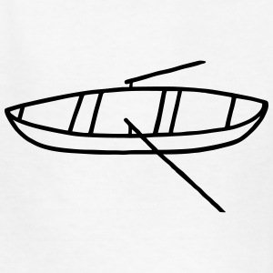 Rowboat - rowing Kids' Shirts - Kids' T-Shirt