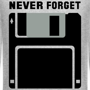 Never Forget Long Sleeve Shirts - Crewneck Sweatshirt