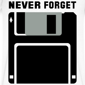 Never Forget T-Shirts - Men's V-Neck T-Shirt by Canvas
