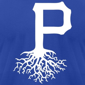 Pennsylvania Roots T-Shirts - Men's T-Shirt by American Apparel