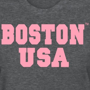 BOSTON USA - Women's T-Shirt