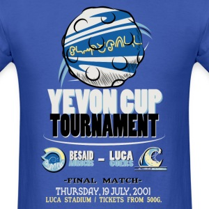 Yevon Cup Tournament - Men's T-Shirt