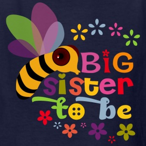 Big Sister to be Kids' Shirts - Kids' T-Shirt
