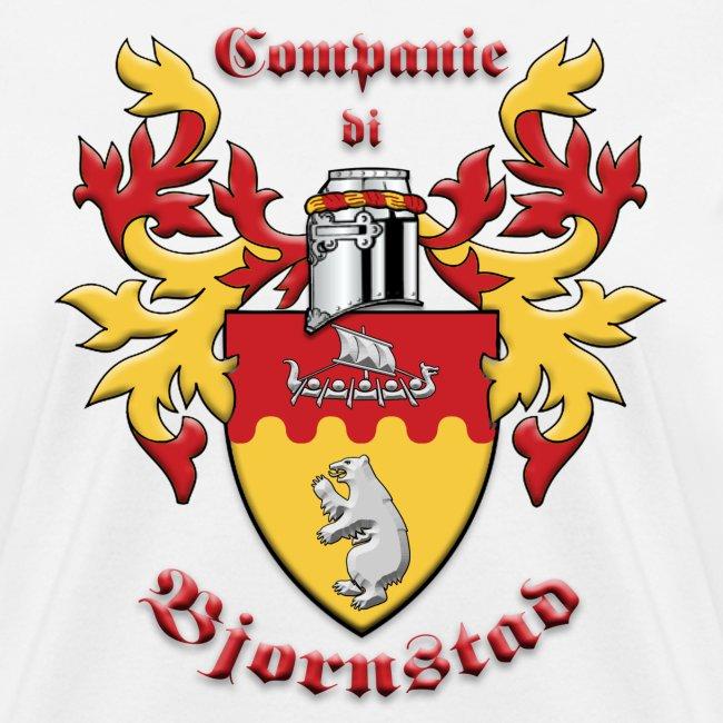 Companie di Bjornstad VII - Women's Standard Weight T-Shirt