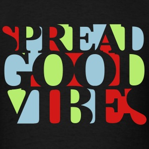 Spread Good Vibes - Men's T-Shirt