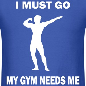 Funny Gym Shirt - Mygym T-Shirts - Men's T-Shirt