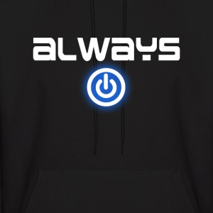 always_on hoody - Men's Hoodie