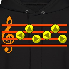 Zelda's Lullaby Ocarina Song Hoodies
