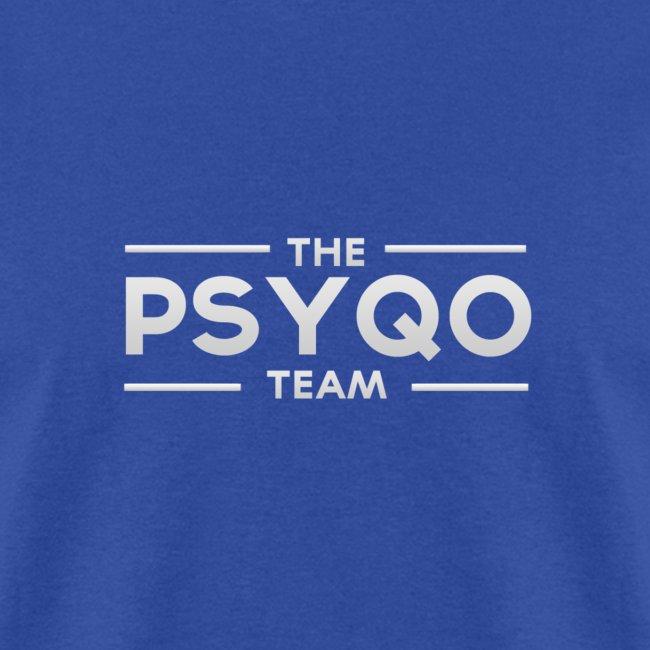 """""""The PsyQo Team"""" Men's T-Shirt"""