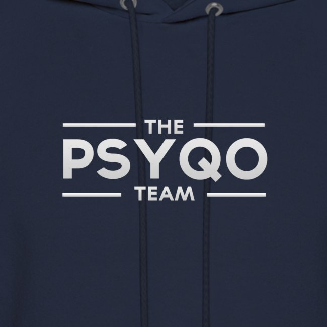 """The PsyQo Team"" Hooded Sweartshirt"