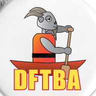 Design ~ Goat in Canoe Buttons
