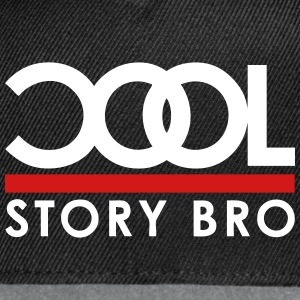 cool story bro color Caps - Snap-back Baseball Cap