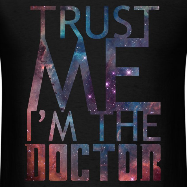 Doctor Who Trust Me