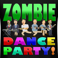 Design ~ ZOMBIE DANCE PARTY! TEE