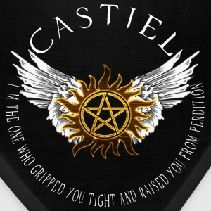 Castiel Protection Symbol Caps - Bandana