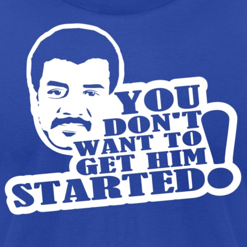 NDT - Don't Get Him Started