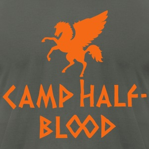 Camp Half-Blood - Men's T-Shirt by American Apparel