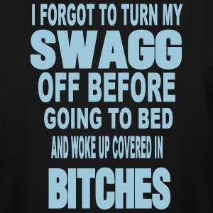 I FORGOT TO TURN MY SWAGG OFF T-Shirts - Men's Tall T-Shirt