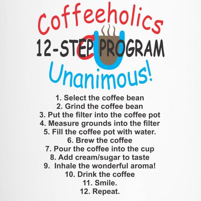 CU 12-step travel mug