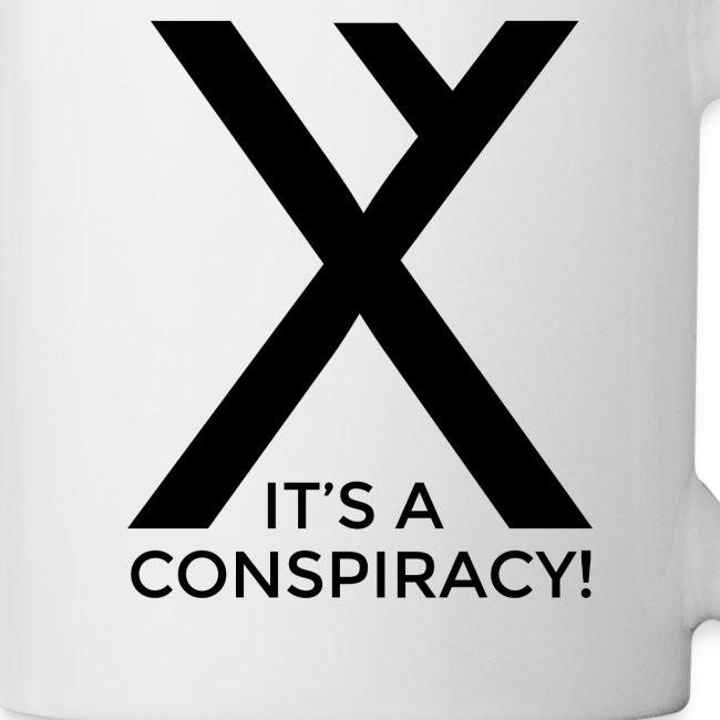 Conspiracy Coffee Mug