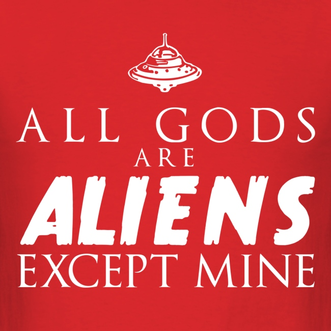 Alien Gods T-Shirt