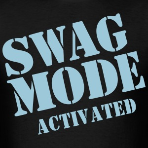 SWAG MODE ACTIVATED T-Shirts - Men's T-Shirt