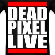 Design ~ Dead Pixel Live - Run DPL Black