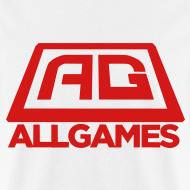 Design ~ All Games Logo T-Shirt