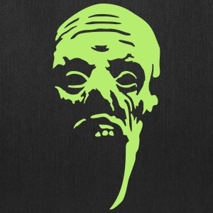 Zombie face Bags & backpacks - Tote Bag