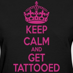 tattooed Women's T-Shirts - Women's T-Shirt