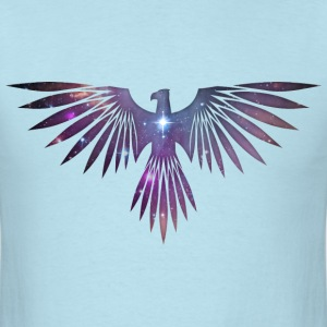 Cosmic Eagle T-Shirts - Men's T-Shirt