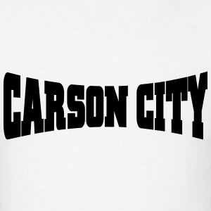 Carson City - Men's T-Shirt