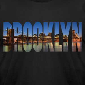 Brooklyn - Men's T-Shirt by American Apparel