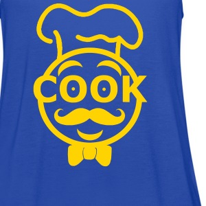 chef cook Tanks - Women's Flowy Tank Top by Bella