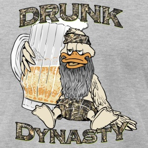 DRUNK DYNASTY T-Shirts - Men's T-Shirt by American Apparel