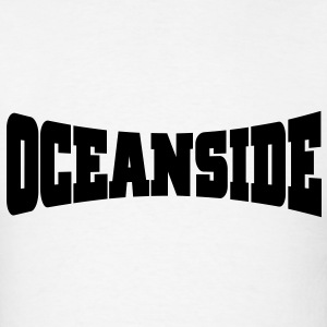 Oceanside - Men's T-Shirt