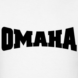 Omaha - Men's T-Shirt