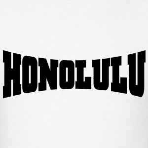 Honolulu - Men's T-Shirt