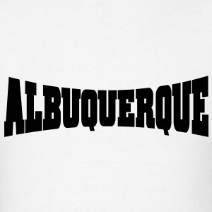 Albuquerque - Men's T-Shirt