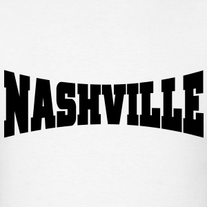 Nashville - Men's T-Shirt