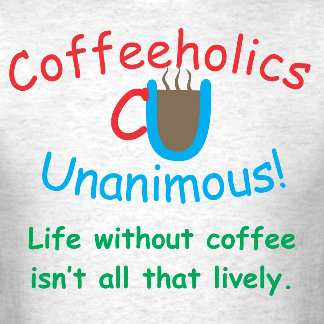 CU without coffee