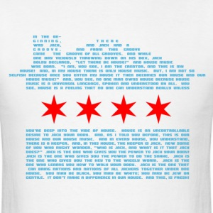 Jacks House Chicago - Men's T-Shirt