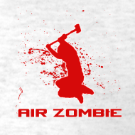 Design ~ Air Zombie Front & Back