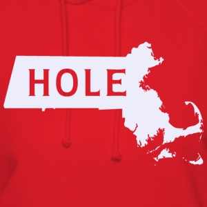 Mass hole Massachusetts Hoodies - Women's Hoodie